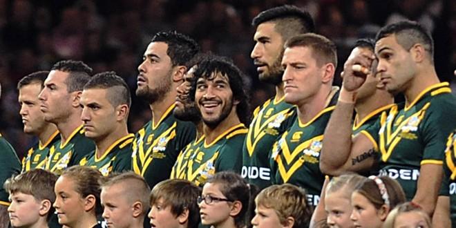 Australia name Anzac Test squad