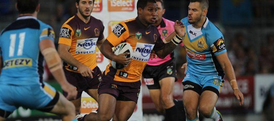 Match report: Gold Coast Titans 12-8 Brisbane Broncos