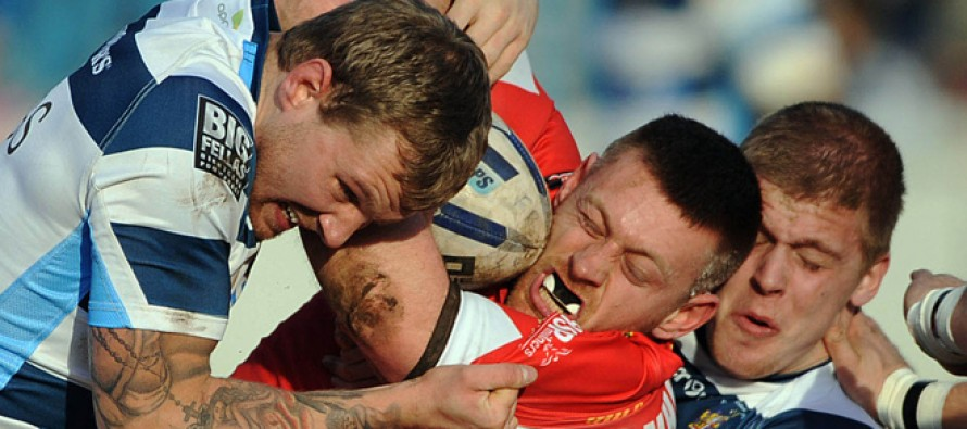 Championship preview: Barrow Raiders v Featherstone Rovers