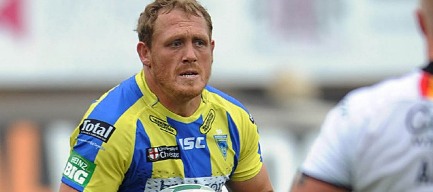 Warrington Wolves want to send the town 'crazy'