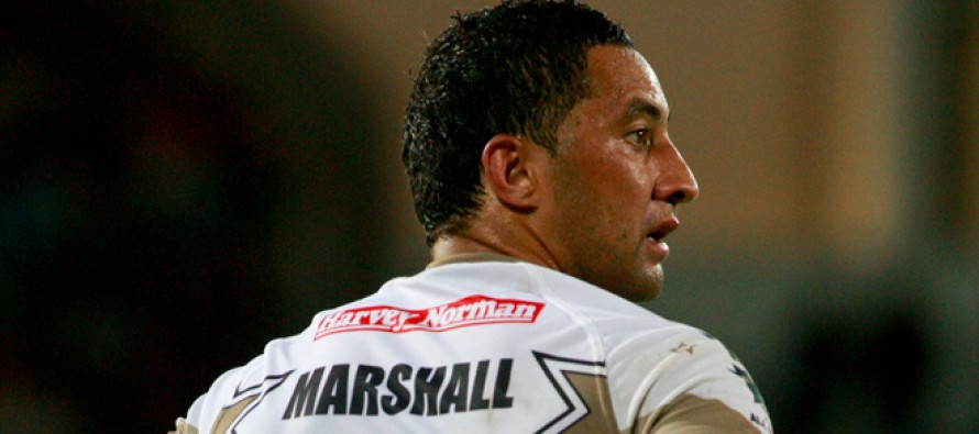 Benji Marshall confirms Rugby League return