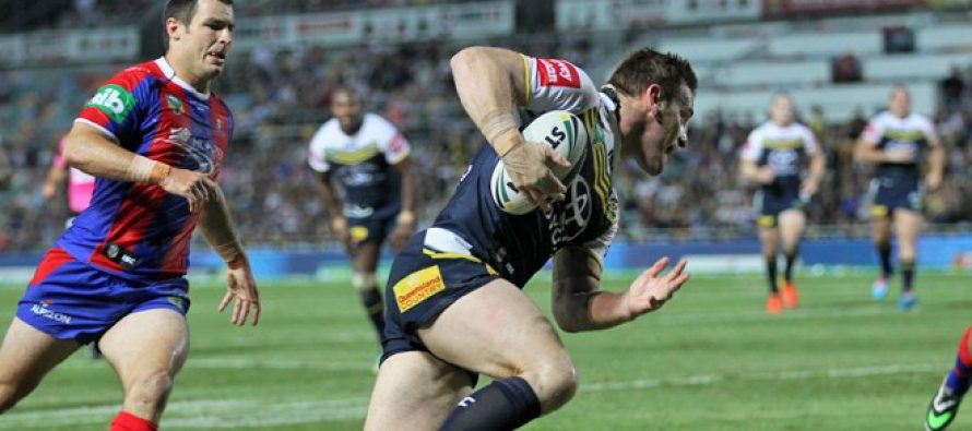 Match report: North Queensland Cowboys 28-2 Newcastle Knights