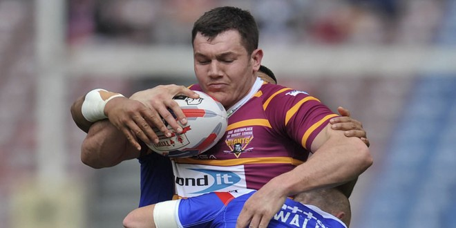 Brett Ferres injury worries Huddersfield Giants