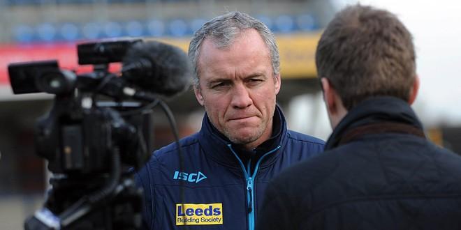 Form is irrelevant, says Leeds Rhinos boss