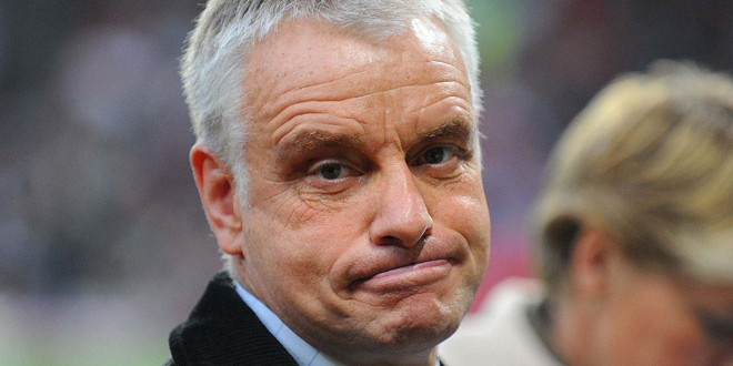 Brian Noble: Sacking was a bit of a surprise