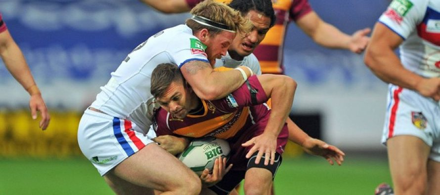 Match report: Huddersfield Giants 36-16 Wakefield T Wildcats