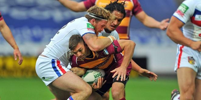Match report: Huddersfield Giants 36-16 Wakefield T Wildcats