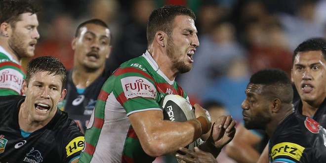 Match report: Penrith Panthers 2-18 South Sydney Rabbitohs