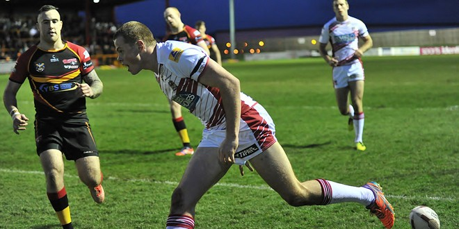 Match Report: Dewsbury Rams 6-58 Wigan Warriors