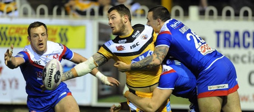 Video highlights: Castleford Tigers 28-30 St Helens