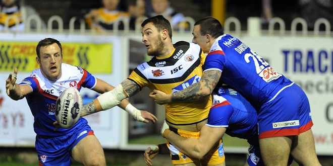 Video highlights: Castleford Tigers 28-30 St Helens
