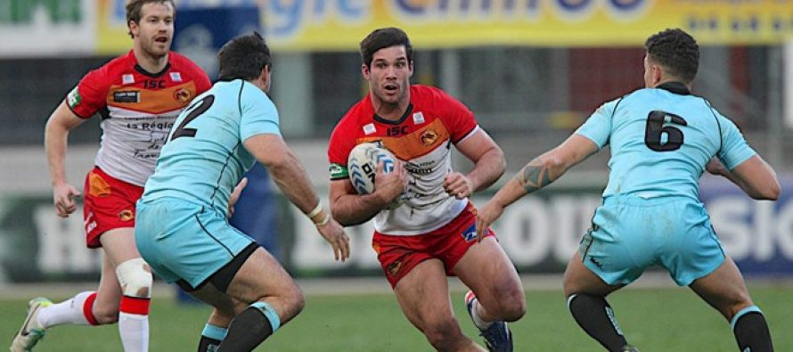 Match report: Catalan Dragons 40-24 London Broncos