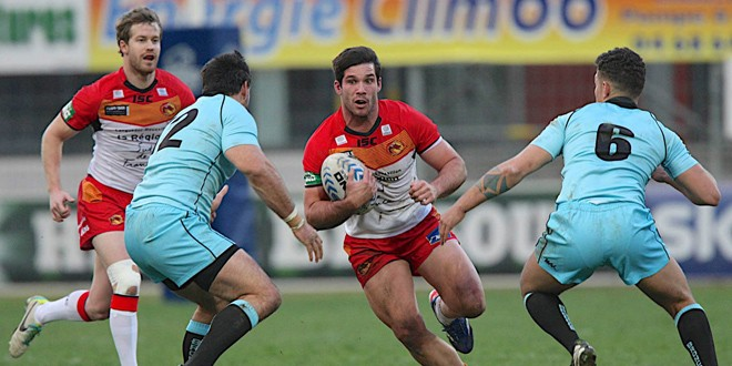 Match report: London 22-28 Catalan Dragons