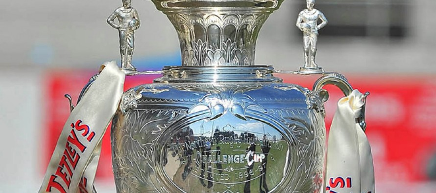 Challenge Cup quarter-final draw details revealed