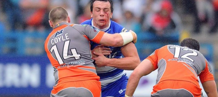 Match report: Halifax RLFC 10-34 Widnes Vikings