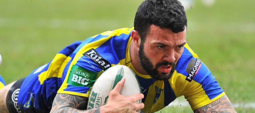 Match report: Warrington Wolves 68-0 Doncaster