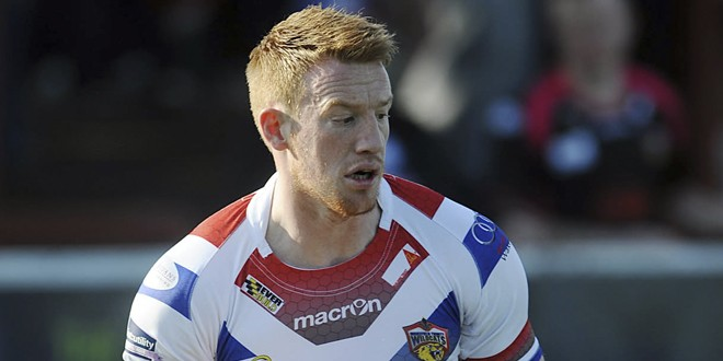 Wakefield's Chris Riley looking to prove doubters wrong