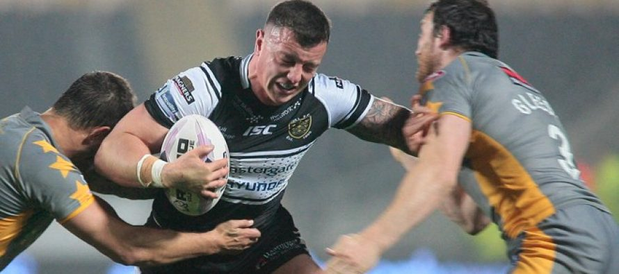 Hull FC forward Tuson forced to retire