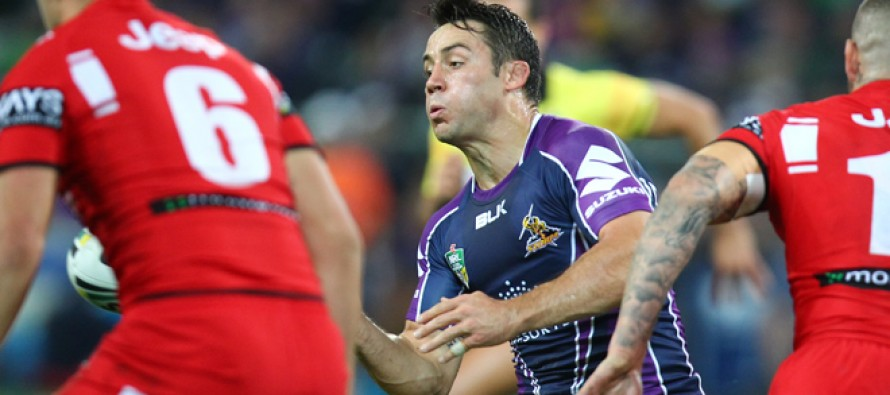 Cronk gets green light to avoid Origin whitewash