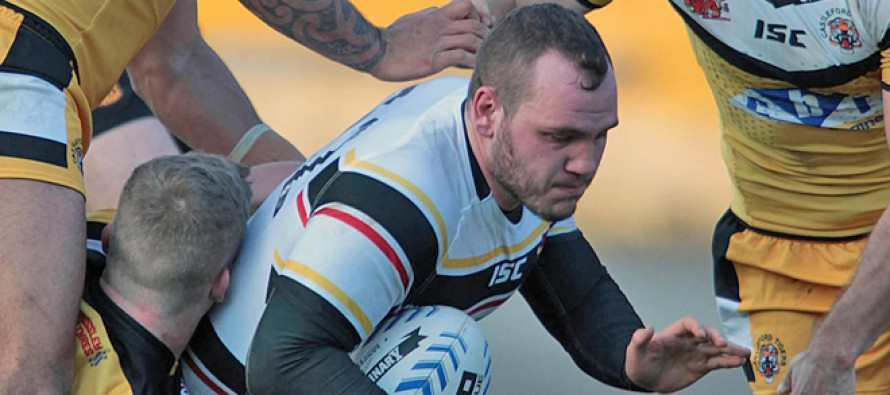 Dale Ferguson set for early return for Bradford Bulls