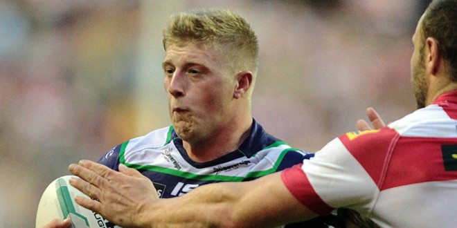 Danny Addy: Bulls only 160 minutes away from Wembley