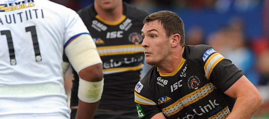Match report: Wakefield T Wildcats 20-43 Castleford Tigers