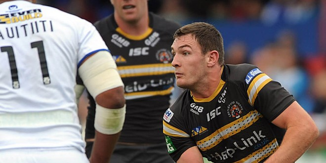 Match report: Wakefield T Wildcats 12-50 Castleford Tigers