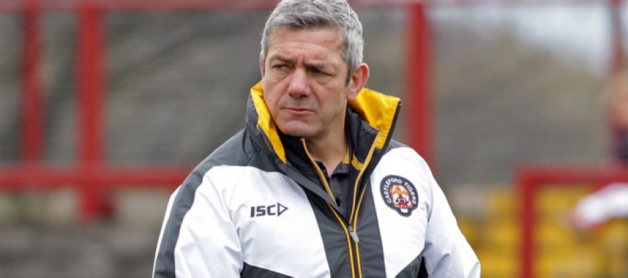 Castleford Tigers boss trusts his squad