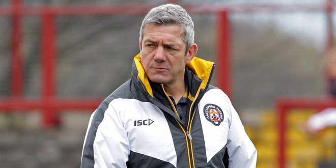The pressure is on Leeds, says Daryl Powell