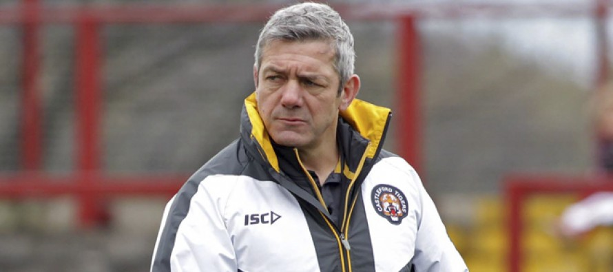 Daryl Powell focusing solely on Castleford Tigers performance