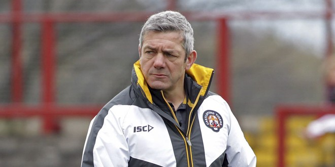 Powell excited to take on arch enemies Leeds Rhinos