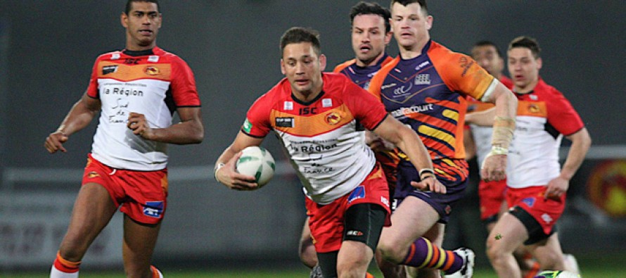 Video highlights: Catalan Dragons 42-20 Widnes Vikings