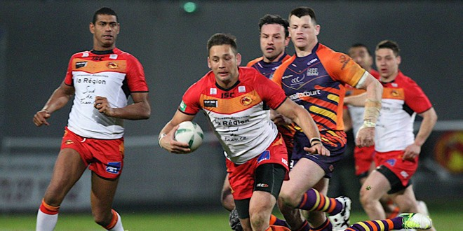 Match Report: Catalan Dragons 42-20 Widnes Vikings