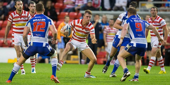 Championship preview: Halifax v Leigh Centurions