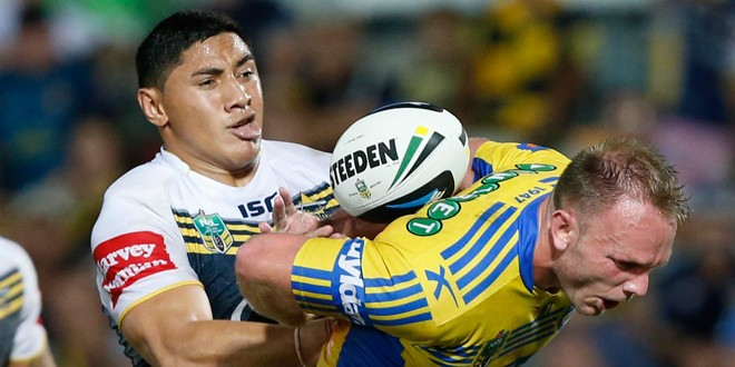 Match report: North Queensland Cowboys 42-14 Parramatta Eels