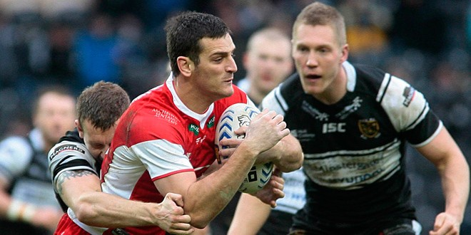 Video highlights: Hull KR 38-24 Hull FC