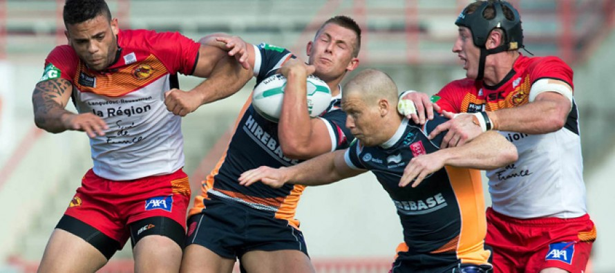 Match report: Catalan Dragons 37-24 Hull KR