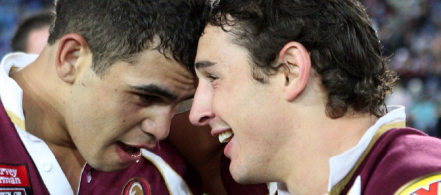 Maroons name large squad for Origin II