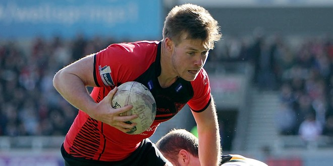 Jake Mullaney: Salford inconsistency is baffling
