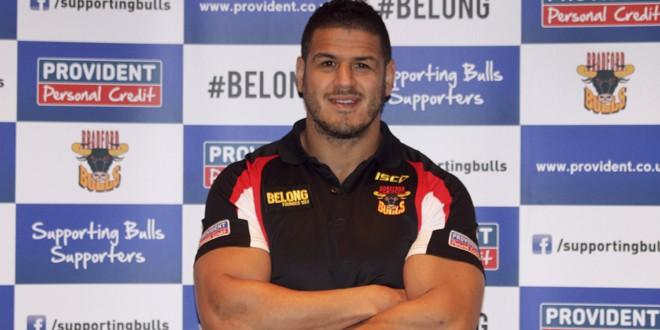 Bradford complete Jamal Fakir signing