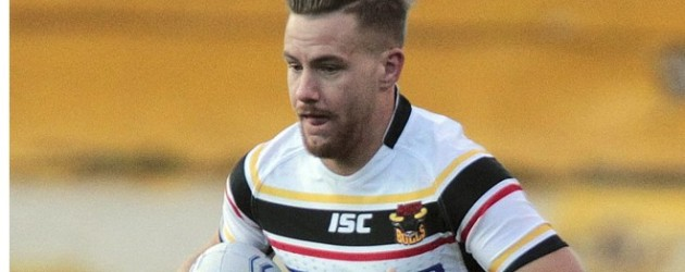 Giants hand trial to Foster