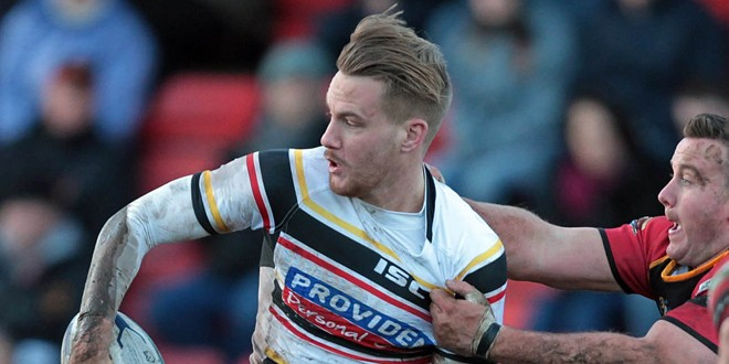 Foster not exiled, says Bradford Bulls coach
