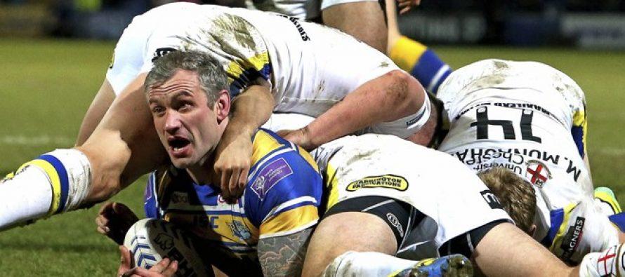 Brian McDermott praises veteran Leeds Rhinos duo