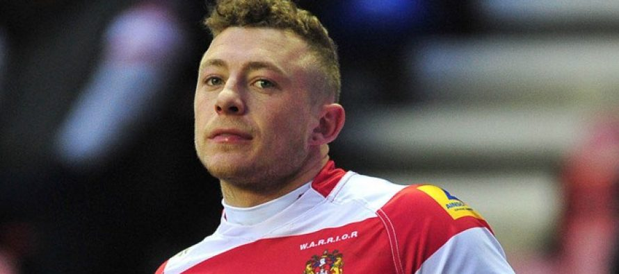 Wigan rocked by Josh Charnley injury blow