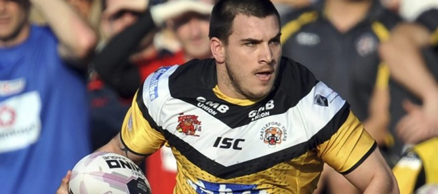 Carney and Huby miss out for Castleford Tigers