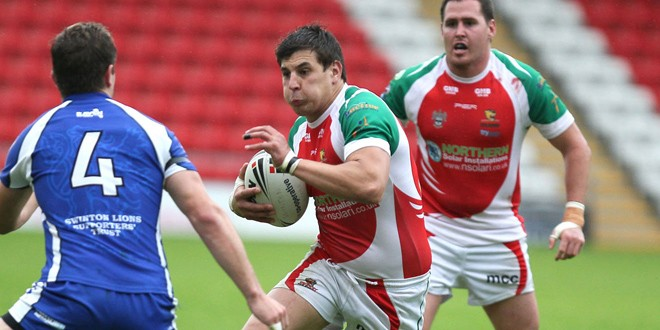 Match report: Swinton Lions 20-33 Keighley Cougars