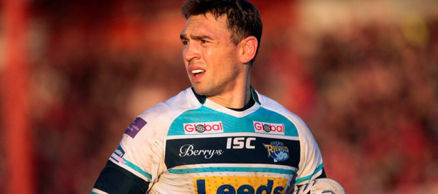 Kevin Sinfield: Rhinos not getting carried away