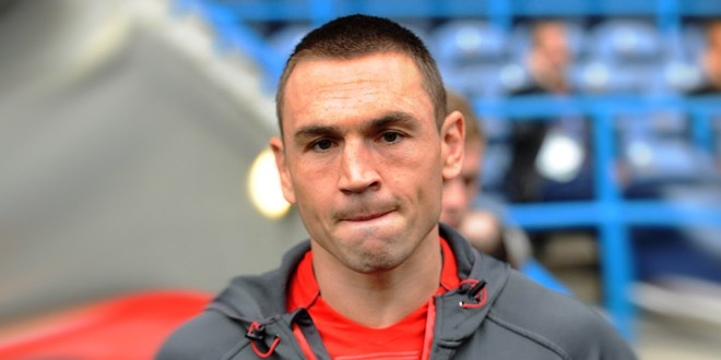 Video interview: Kevin Sinfield on England retirement