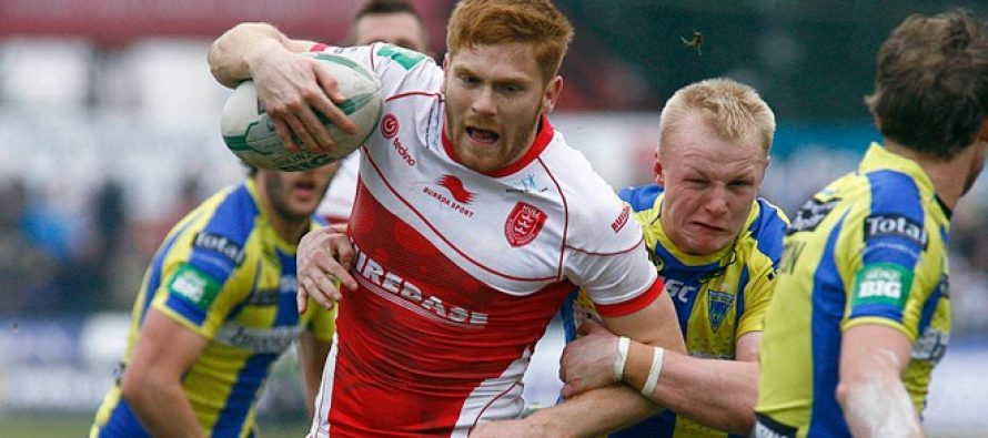 Video highlights: Warrington Wolves 12-25 Hull KR