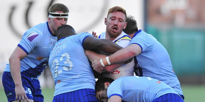 First-half report: Warrington Wolves 24-0 Widnes Vikings